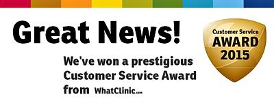Home Maximum Performance Wellness Centre - Customer Service Award